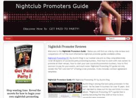 nightclubpromotersguide.com