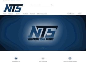 nightmareteamsports.com