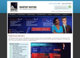 nightskyhosting.com