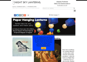 nightskylanterns.co.uk