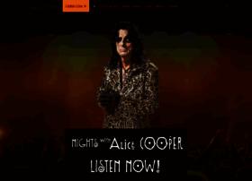 nightswithalicecooper.com