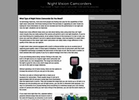 nightvisioncamcordershop.com