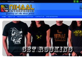 nihaalenterprises.com