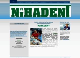 nihadent.de