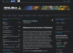 nihilism.enjin.com