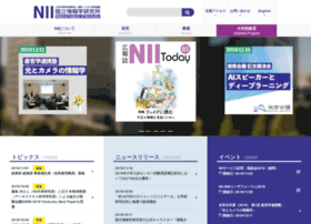 nii.ac.jp