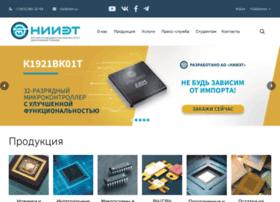 niiet.ru