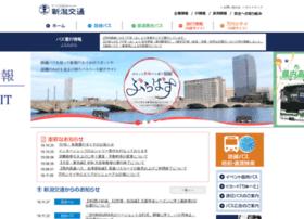 niigata-kotsu.co.jp