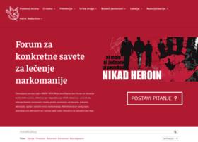 nikad-heroin.com