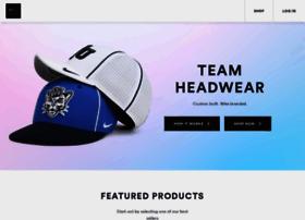 nike.teamheadwear.com