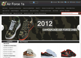 nikeairforceonesale.com