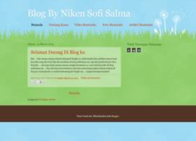 nikensofisalma.blogspot.com