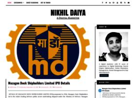 nikhildaiya.com