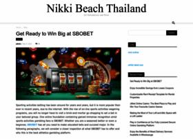 nikkibeachthailand.com