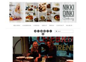 nikkidinkicooking.com
