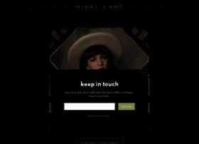 nikkilane.com