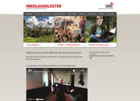 nikolauskloster.de