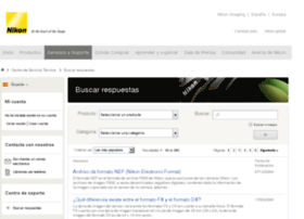 nikoneurope-es.custhelp.com