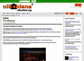 nikonian.org