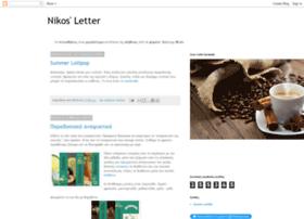 nikosletter.blogspot.com