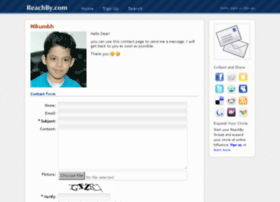nikumbh.reachby.com