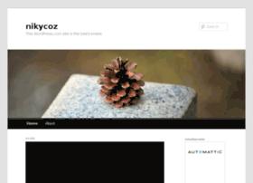 nikycoz.wordpress.com