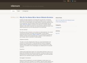 Nilavsure.wordpress.com