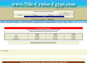 nile-cruise-egypt.com