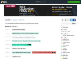 nilf2014.sched.org