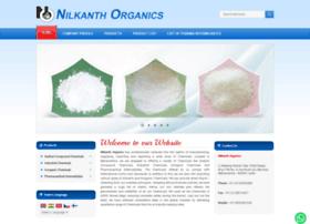 nilkanthorganics.com