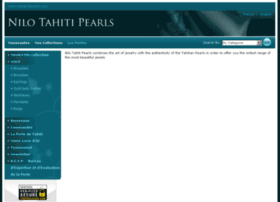 nilotahitipearls.com