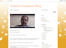 nimblefoundation.blogspot.in