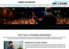 nimblefoundation.org