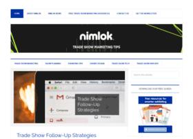 nimloktradeshowmarketing.com