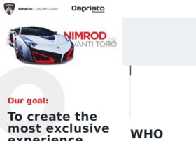 nimrodluxurycars.com