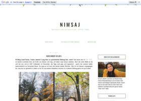 nimsajx.blogspot.de