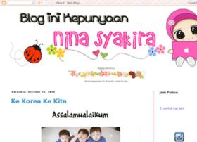 ninacadbury.blogspot.com