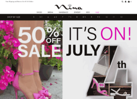 ninashoes.com