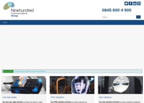 ninehundred.co.uk