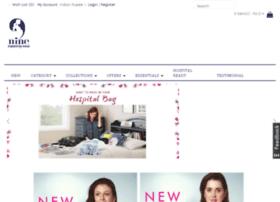 ninematernitywear.com