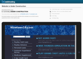 nineteen19.com