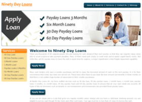ninetydayloans.co.uk