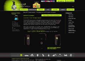 ninja-tracking-systems.co.uk