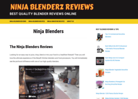ninjablenderz.com