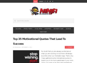 ninjablogger.com