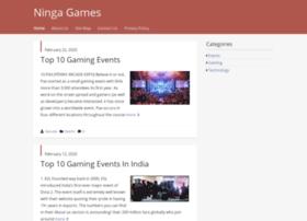 ninjagames.info