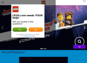 ninjagocompetitionru.lego.com