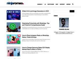 ninjaromeo.com