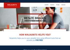 ninjaunits.com