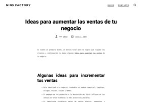 ninsfactory.es
